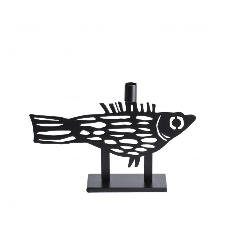 Fiskakertastjaki lítill