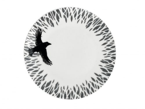 Raven plate